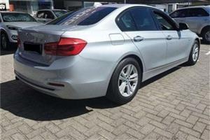 2016 BMW 3 Series 318i Sport Line