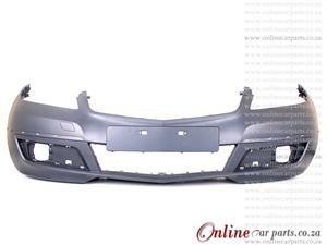Mercedes Benz W169 A-Class Front Bumper And Moulding Holes 2009-2012