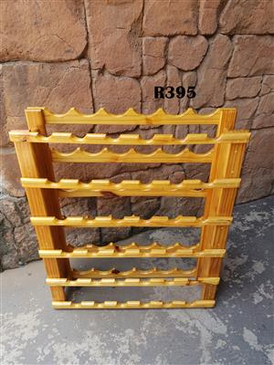 36 Bottle Wine Rack (680x190x810)