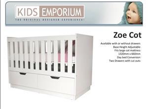 Kids Emporium - Zoe Cot