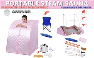 Portable Home Steam Sauna on Promotion