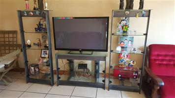 3 Piece Wall unit
