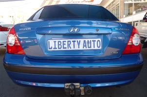 2006 Hyundai Elantra 2.0CRDi
