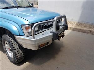 2002 Toyota Hilux 3.0D 4D Raider