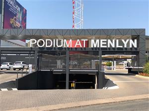 FANTASTIC OFFICE SPACE TO LET IN PODIUM AT MENLYN!!