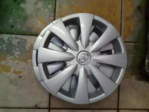 2nd hand 15inch toy wheelcaps for sale