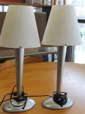 2 side lamps S031221B #Rosettenvillepawnshop