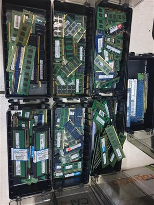 Computer/Laptop Rams Priced to go - Low low Prices