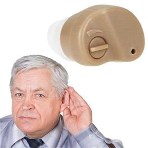 Hearing aid aids amplifier new in box with batteries STOCK CLEARANCE!