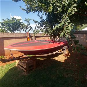 boat for sale or swop