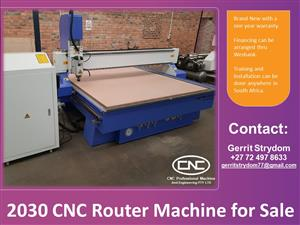 2030 CNC Router Machines For Sale