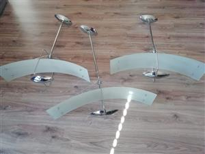 3 x Interior lights
