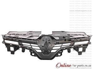 Renault Clio 5 13-16 Grille With Daytime Running Lamp