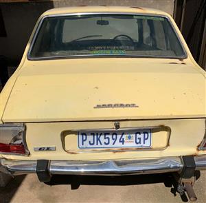 1979 Peugeot 504