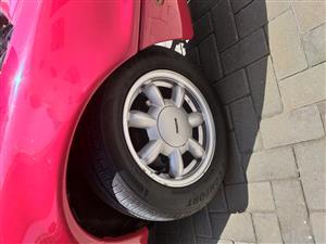 1991 Mazda MX-5 2.0 hard top
