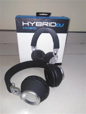 Hybrid HH201 Wired Headphones