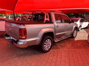 2013 VW Amarok 2.0BiTDI double cab Highline