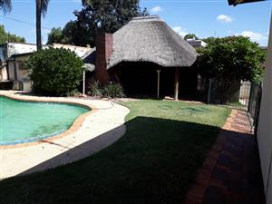NEAT HOUSE IN RIVIERA PRETORIA