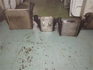INTER-COOLERS FOR SALE VIA MONNYMAX INVESTMENT AUTO SPARES PTY, NO 29 BETTY STREET JEPPES TOWN JOHANNESBURG