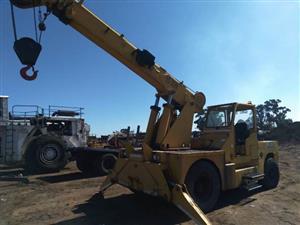 Grove 15 Ton Mobile Crane