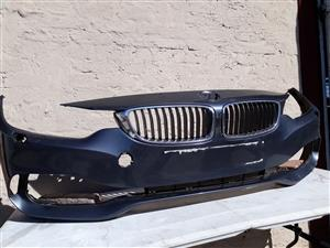 BMW 4 Series Front Bumper F32