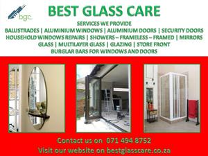BEST GLASS CARE SERVICES