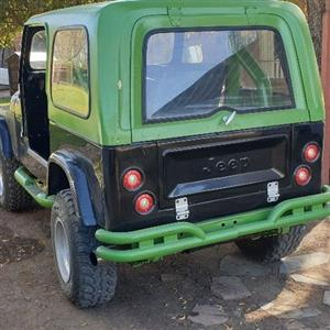 1977 Jeep Willys