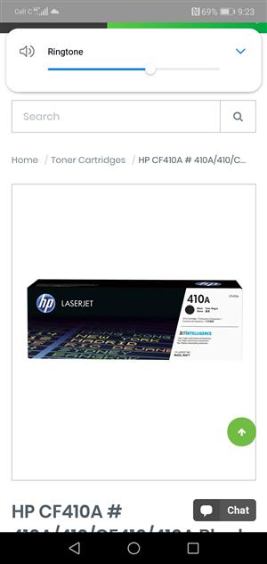 We buy and sell printer cartridges