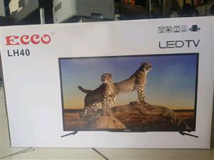 """ECCO 40"""" LED FHD TV=REMOTE (new)"""