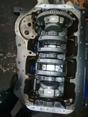 vw stroker crankshaft