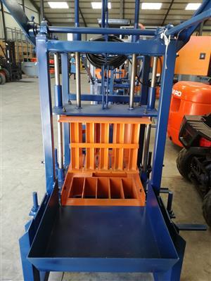 Revaro RS3-12 Static Brick/Block Making Machine