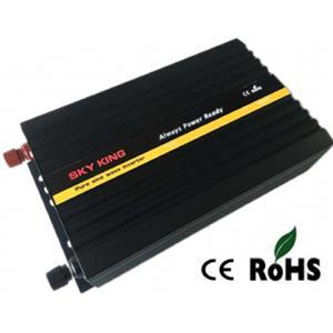 600W 12V Pure-Sine Wave Power Inverter
