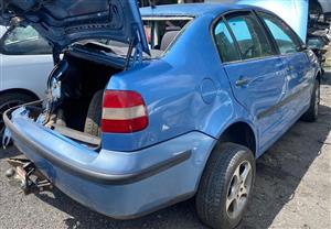 Vw polo classic 2004 1.4lt #BLM Stripping for spares