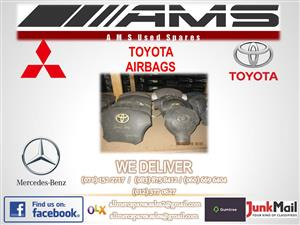 TOYOTA AIRBAGS FOR SALE
