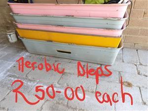 Aerobic steps for sale