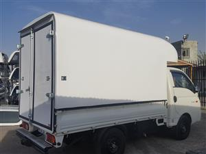 BRAND NEW HYUNDAI H100 HI-VOLUME S/SAVER FOR SALE!!!