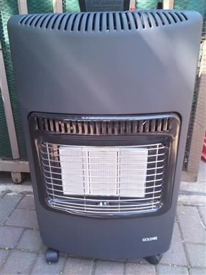 Goldair 3 burner gas heater