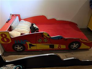 Mokki Super Car Beds