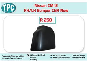 Nissan CM 20 RH/LH Bumper CNR for Sale at TPC