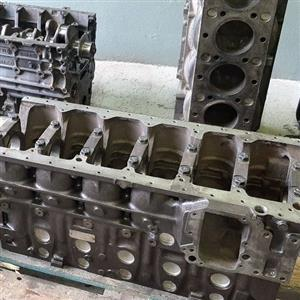 MAN truck D0836 engine block for sale!