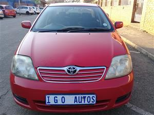 2006 Toyota Corolla 1.6 Advanced
