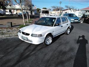2005 Toyota Tazz 130 Sport