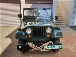 1965 Kaiser Willys Jeep