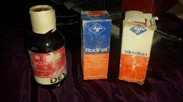Rodinal and viradon