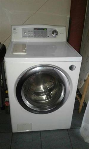 12kg front loader washing machine