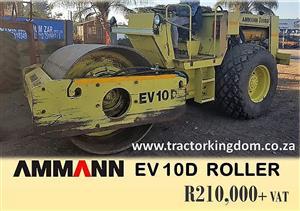 Ammann EV 10D Roller