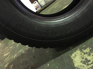 Retreading Truck Tyres