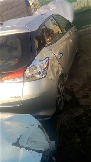 Toyota Yaris CVT 2018 - STRIPPING FOR SPARES