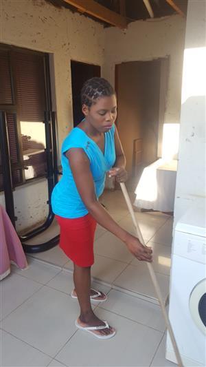 MALAWIAN DOMESTIC WORKER /BABYSITTER