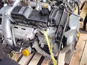 TOYOTA LAND CRUISER PRADO HILUX 3.2L DIESEL, 1KZTE Engines